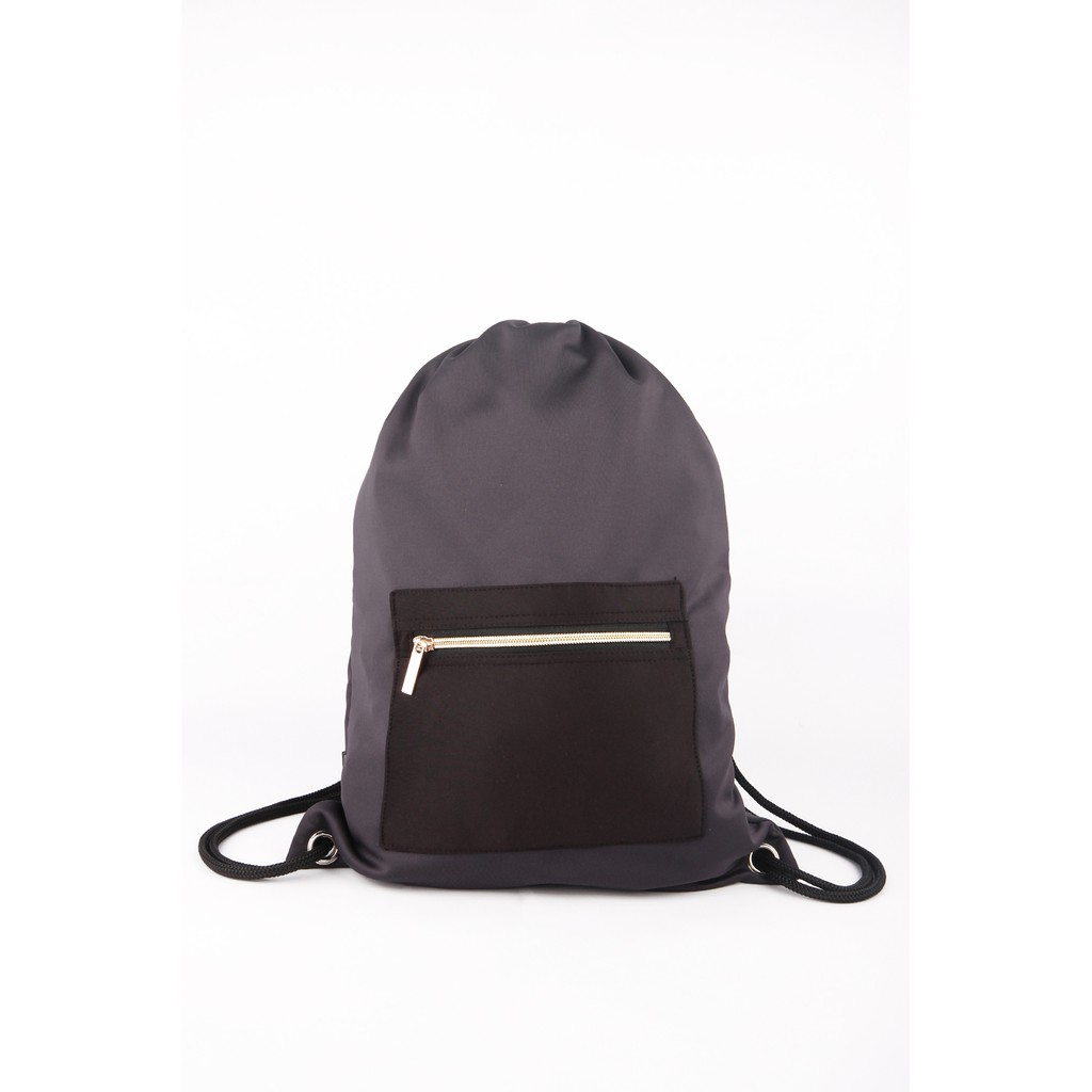 b71caa9ad2 Penshoppe Drawstring Backpack (Blue Stone)