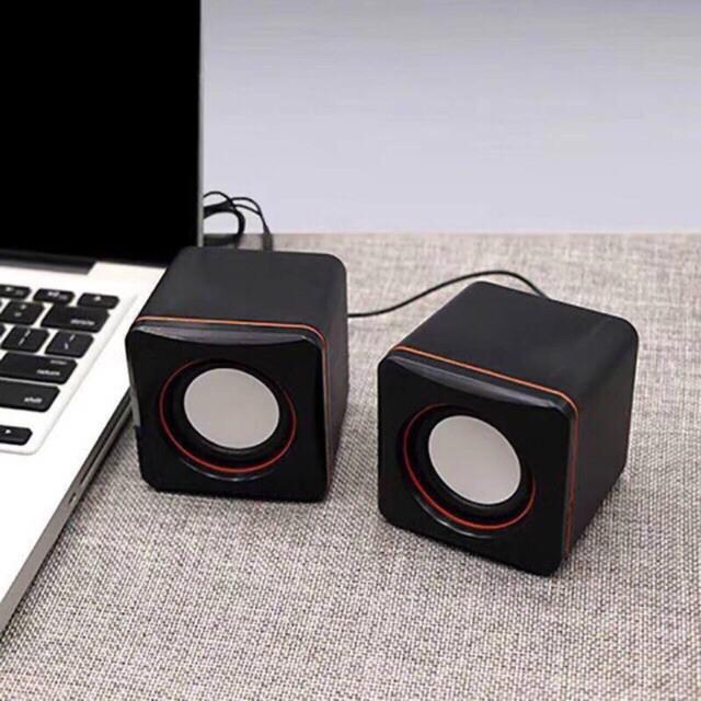 Sound Bytes D02A Sound Box Multimedia Speaker (Black)