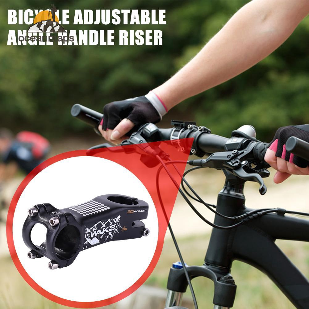 1pc Bicycle Stem Road Mountain Bike Stem Bicycle Riser For 31.8 Bike Handlebar