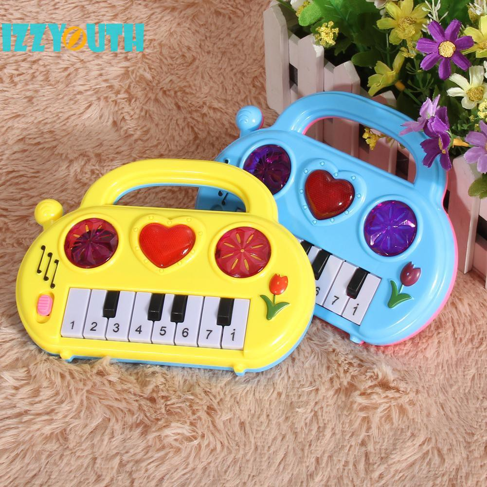 US Kids Baby Boy Girl Musical Educational Toy Piano Developmental Music Toy Gift