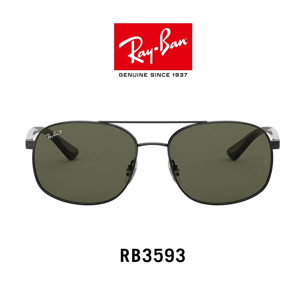 b76dd5ee5044c Ray-Ban Polarized - RB3593 002 9A - Sunglasses