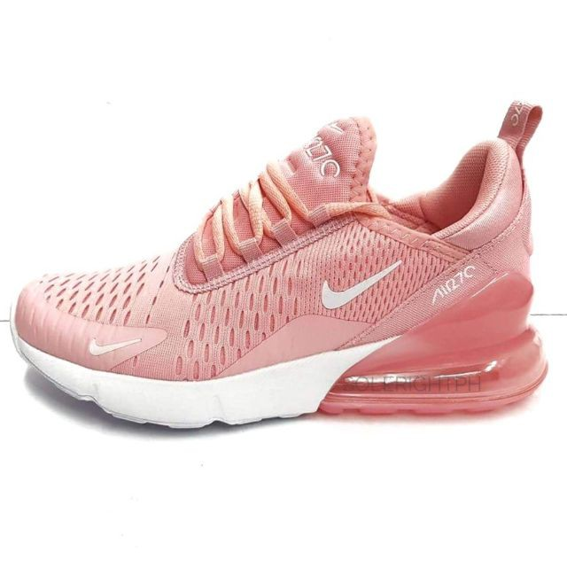 newest 3b48b 06720 free shipping Nike Air Max 270 'Pink/White'