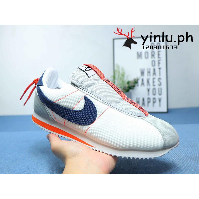 detailed pictures a23e9 bc4b3 Nike Cortez Kenny IV Nike Agan Joint Retro Running Shoes 36-