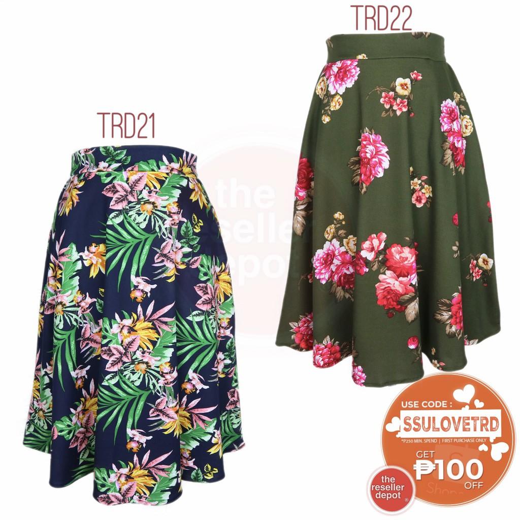 fd33d7ca6e Bangkok Skirt | Shopee Philippines