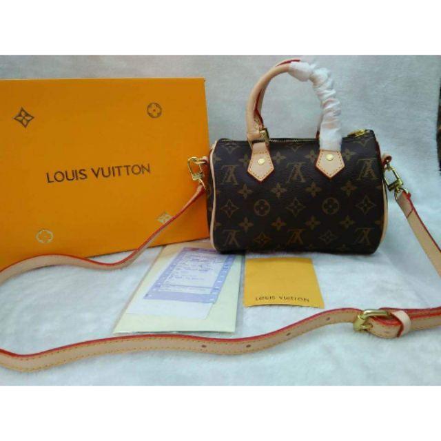 6445bc03b47b LV Speedy Bandouliere Bag