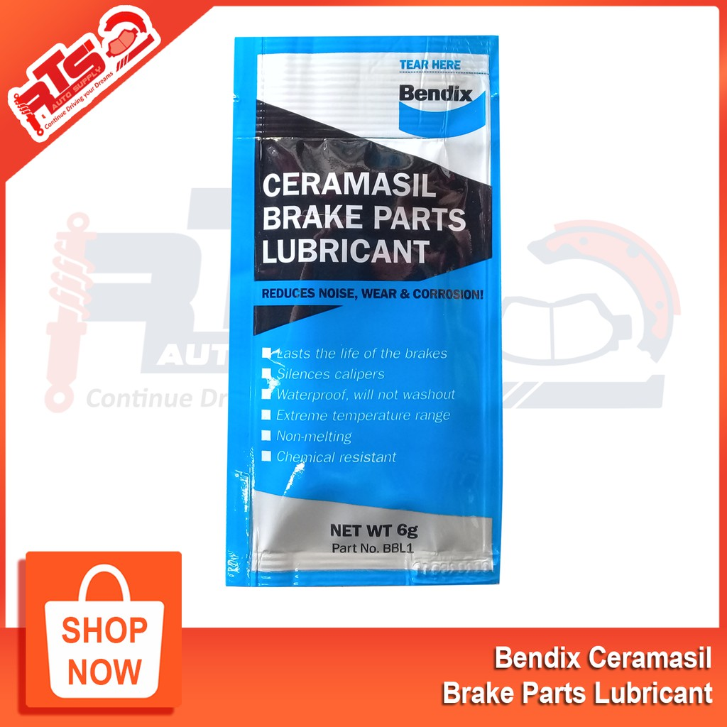 39ae9003fcd Permatex 24129 Silicone Extreme Brake Parts Lubricant, 0.5   Shopee  Philippines