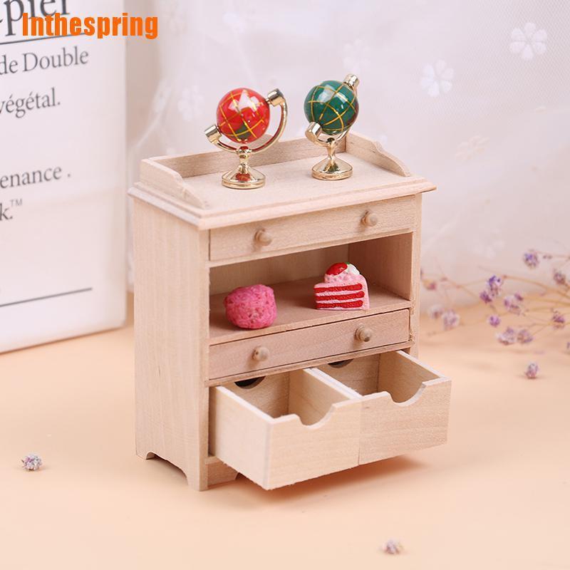 1Pc Dollhouse Miniature Kitchen Tools Model Kids Pretend Play Toys Accessor ER
