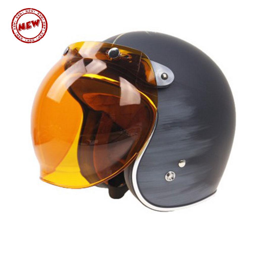 a390820d Motorcycle Flip Down Helmet Visor Wind Bubble Shield Full F | Shopee  Philippines