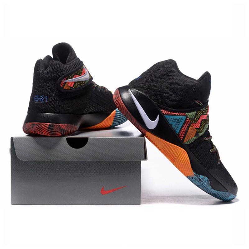 quality design 529fd cd43f 100% original Nike kyrie 2 basketball shoes Nba shoes