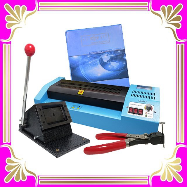 PVC ID MAKER PACKAGE