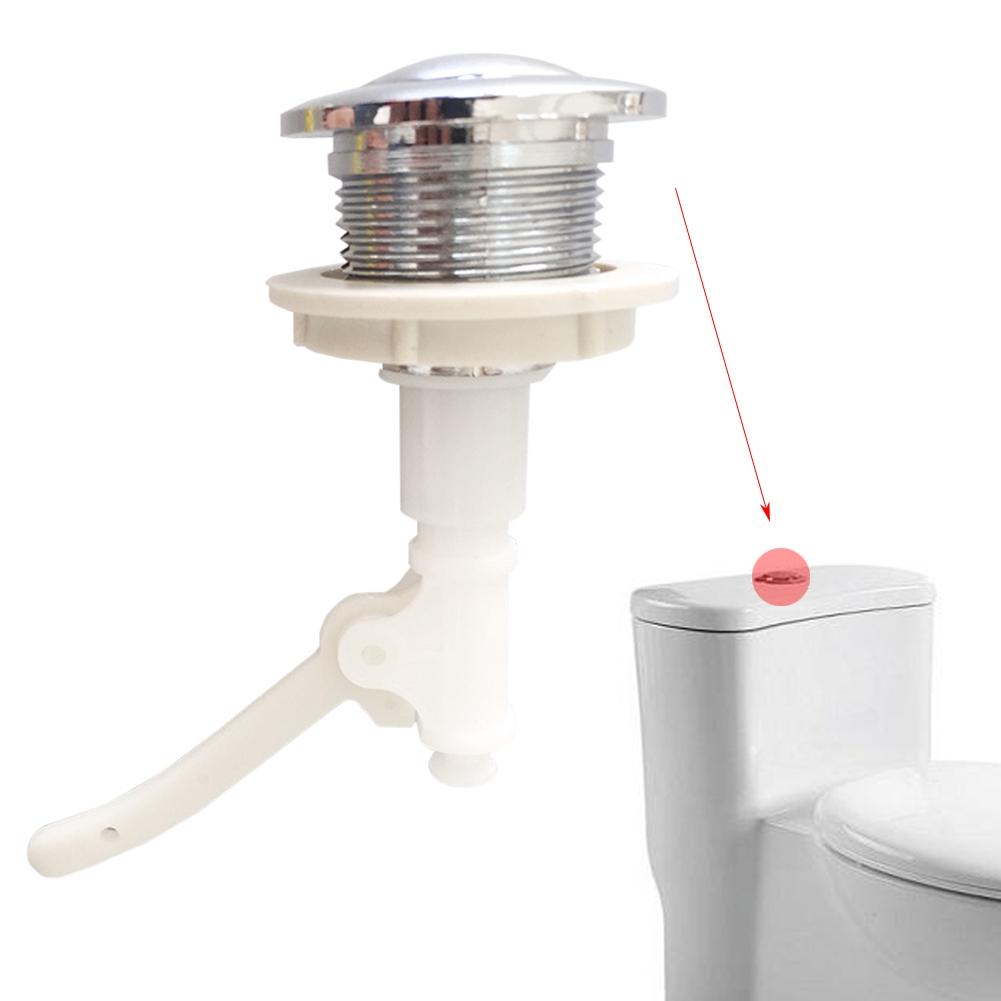 Home Improvement Flight Tracker Dual Flush Toilet Tank Button Closestool Bathroom Accessories Water Saving Valve Special Summer Sale