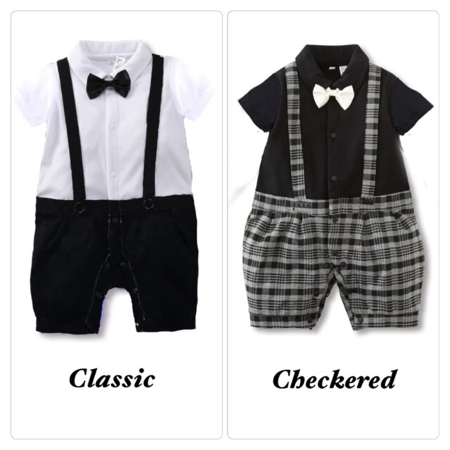 8f5f6bb8bf5 Cute Children Fashion Gentleman Clothes Fashion Baby Overalls Suit ...