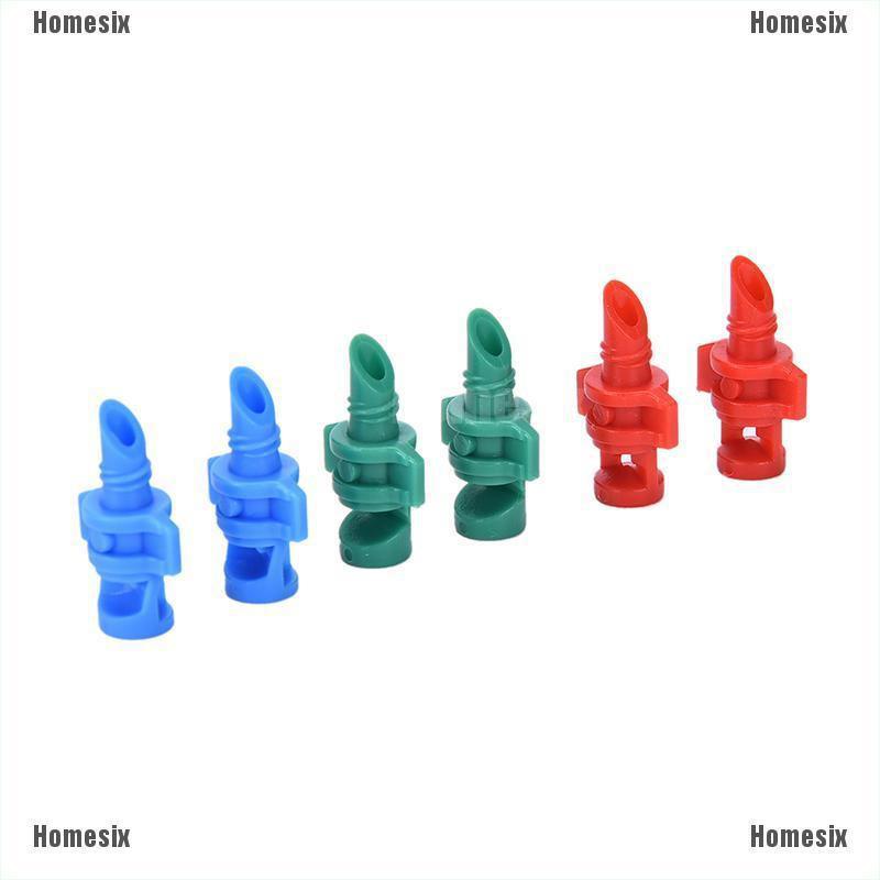 25//100pcs 90°//180°//360° Sprayer Nozzle Jet Mister Cloning Machine Hydroponic Hot