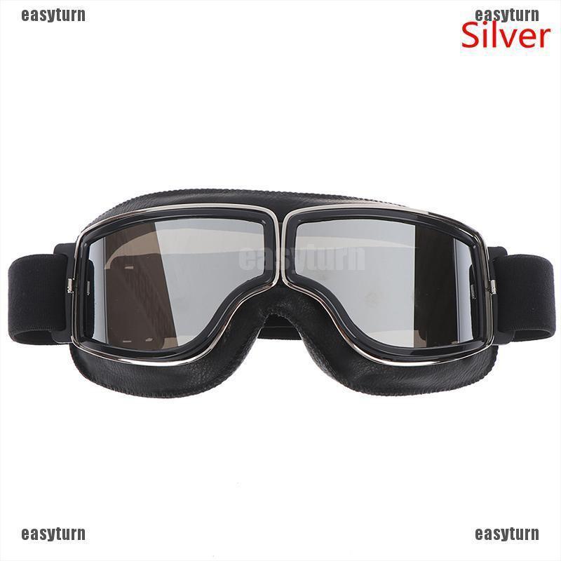 Aviator Pilot Motorcycle Ski Goggles Scooter Goggles Goggles Motorcycle Goggles