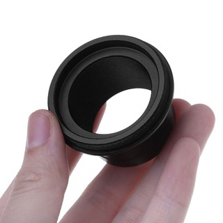 1.25 Inch M42 DSLR//SLR Prime Adapter for Telescope 1.25 Inch Camera Photography Telescope Eyepiece Holder Adapter 31.7mm-1.25 to T T2
