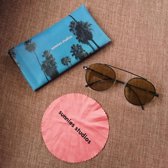 "4e83899b87e Sunnies Studios ""Taylor"" Aviator Sunglasses"