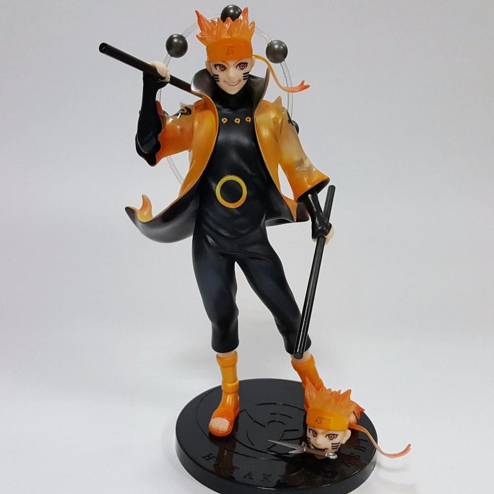 Naruto Action Figures Rikudousennin Modo 180mm Japanese Anime Figure Naruto  Shippuden Movie Toys Nar