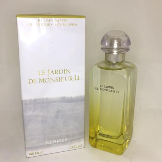 100ml Monsieur Tester For Li Women Hermes Jardin Le De Us Yf6bgy7v