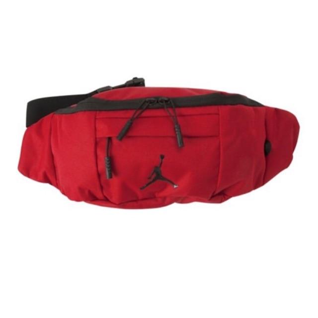 muy elogiado nueva productos buena textura Air Jordan Jumpman Belt / Crossbody Bag Imported | Shopee Philippines