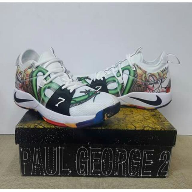 4cddb05a0c32 Paul George 2 Dragon Balls