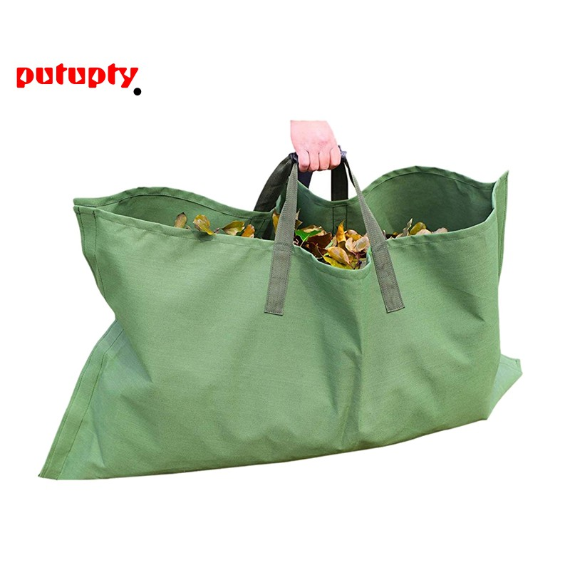 R Garden Lawn Leaf Waste Bag Clean Up