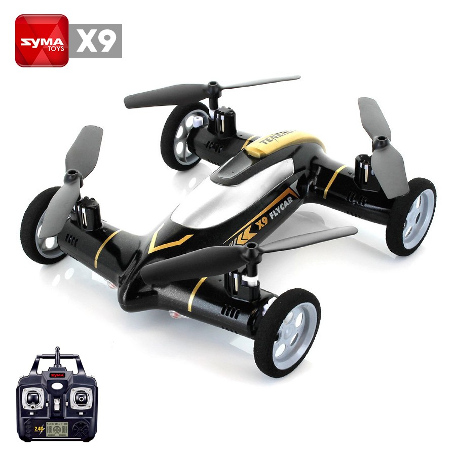 Syma X9 Fly Car 4 - The Best Drones for Kids - For Fun and Safe Flying!