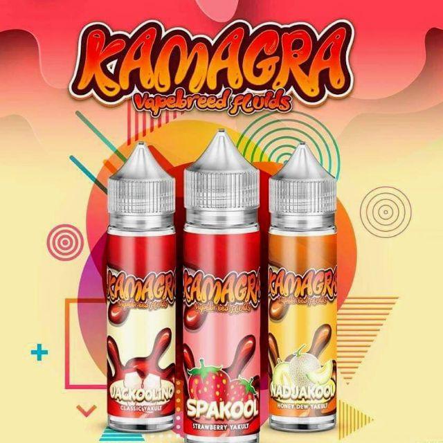 Vape Juice Kamagra 60ml