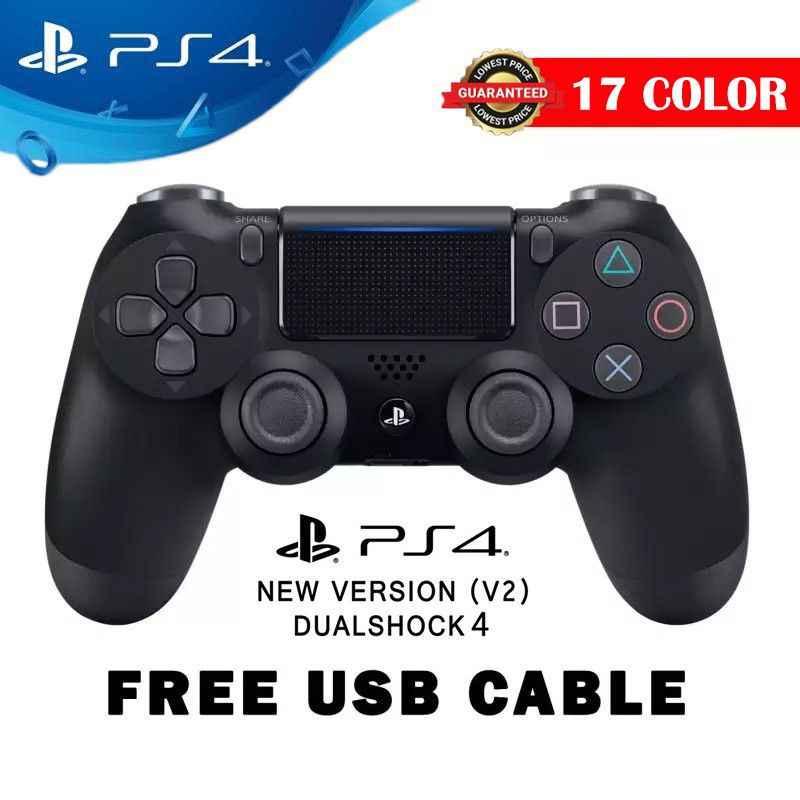 【PROMO】Original SONY PS4 DualShock 4 Wireless Controller