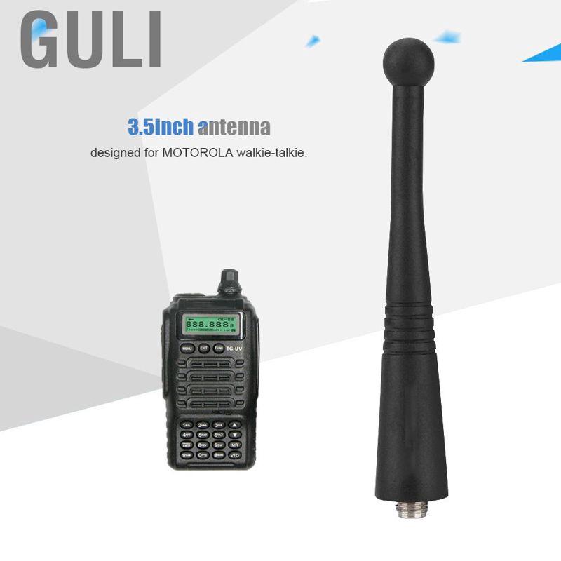 Stubby 3.7 Inch UHF Antenna for Motorola MT2000 XTS5000 JT1000 RADIO