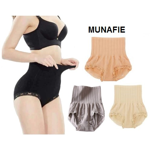 8cda067a23d5b Munafie High Waist Slimming Shapewear Girdle Panty