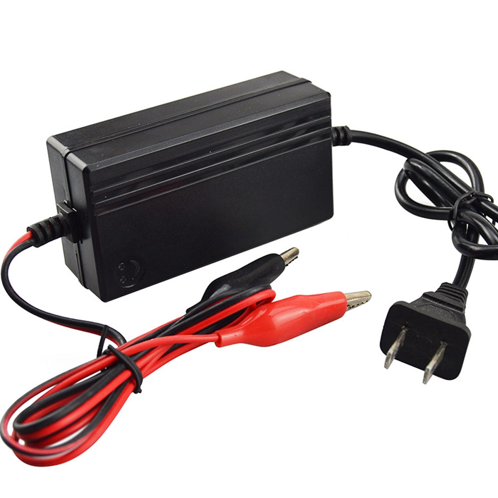 Universal 12V Car Battery Maintainer Charger Tender Auto Trickle Motorcycle Boat