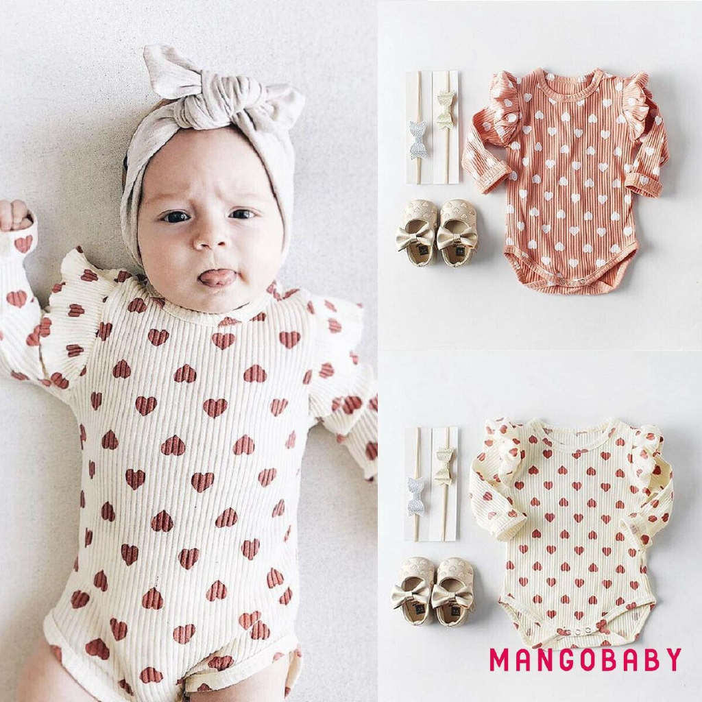 Baby s Cotton Bodysuit,One-Piece Sleeveless Floral Tassel Infan Romper Headbands Jumpsuit Outfits Set for Toddler,Newborn
