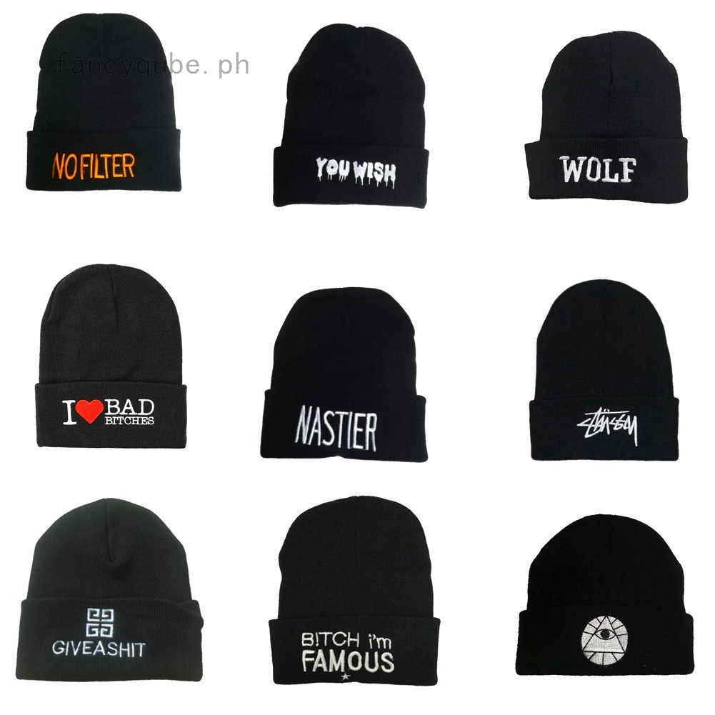 85aebfb0d Hip Hop Warm Hats Bonnets for Fashion Men Women Caps