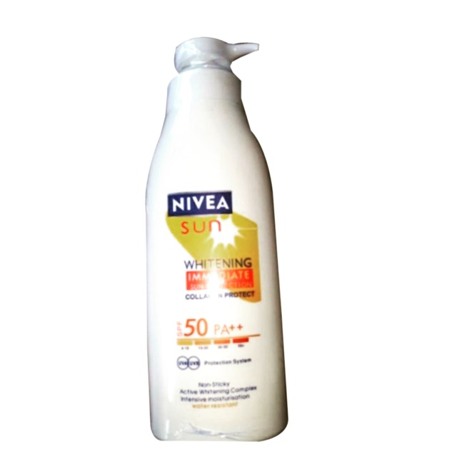 Nivea Sun Whitening & Protection w/ Collagen Protect SPF 50