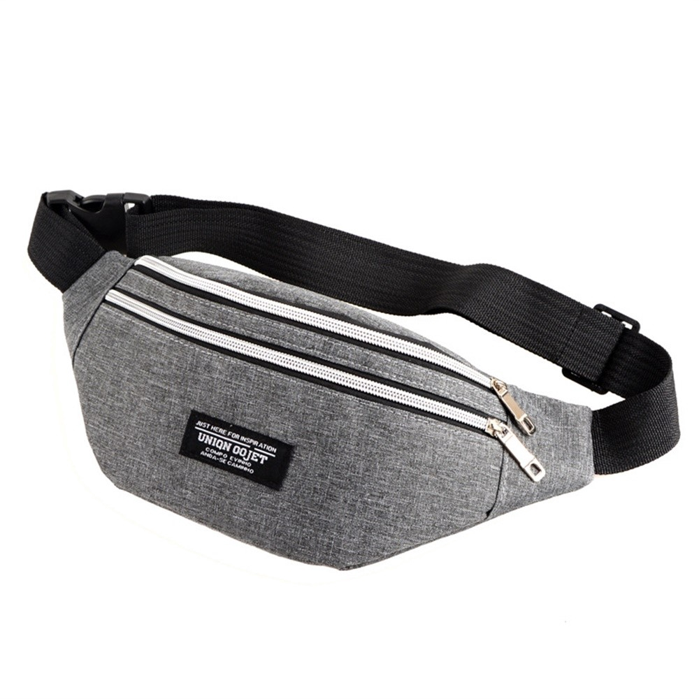 Fashion Travel Fanny Bag Waist Pack Sling Pocket Super Lightweight Crossbody bag