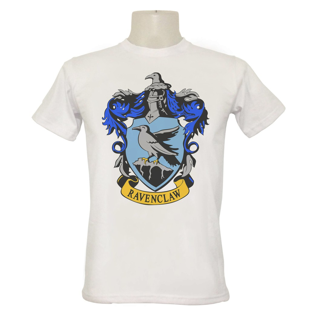 507b5724d Harry Potter Ravenclaw Crest Colors Graphic Shirt White, Oat | Shopee  Philippines