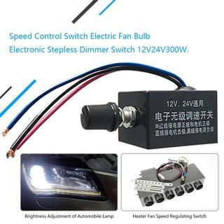 CY】Motor Speed Controller Switch Truck Fan Heater Control