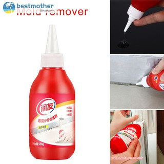 Marvelous Mildew Remover Gel Wall Mold Remover Tile Cleaner Bathroom Home Interior And Landscaping Palasignezvosmurscom