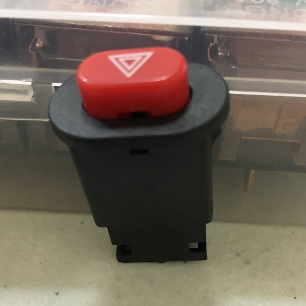 Hazard Push Button Switch