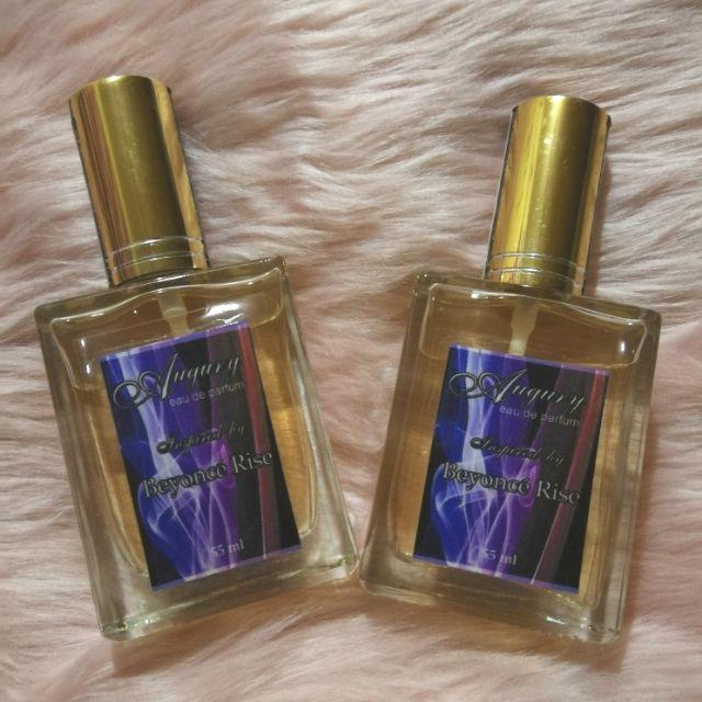 Augury Eu De Parfum Beyonce Rise Shopee Philippines