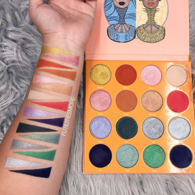 The Magic Mini Palette by Juvia's Place #4