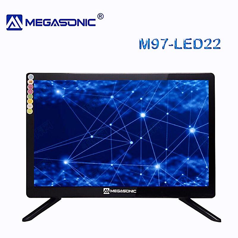 Megasonic  M97-LED22 screen 19 Inch LED TV  22