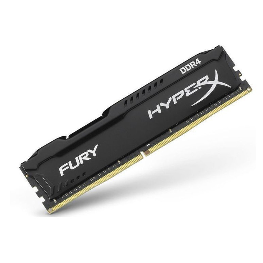 8GB 2x 4GB DDR4 PC4-19200 2400MHz CL15 Red Desktop RAM Computer For HyperX FURY