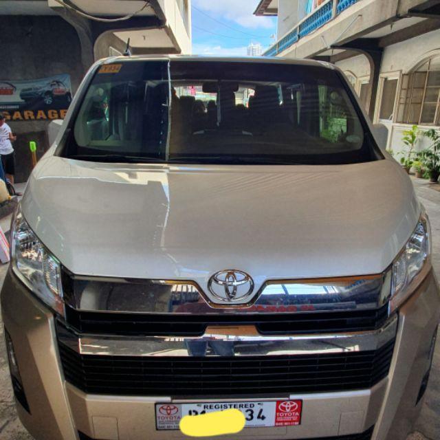 2019 To 2020 Toyota Gl Grandia Blackliner Matting Shopee Philippines