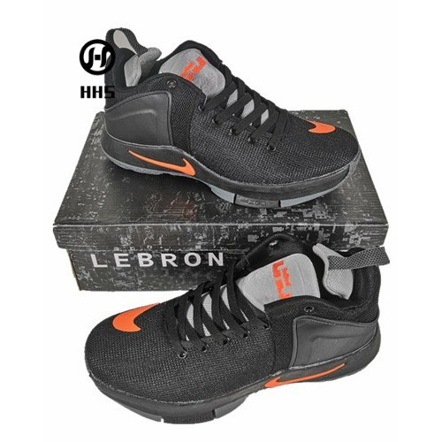 brand new b3414 74da4 Nike Lebron James Witness 1 High Cut Basketball Shoe For Men   Shopee  Philippines
