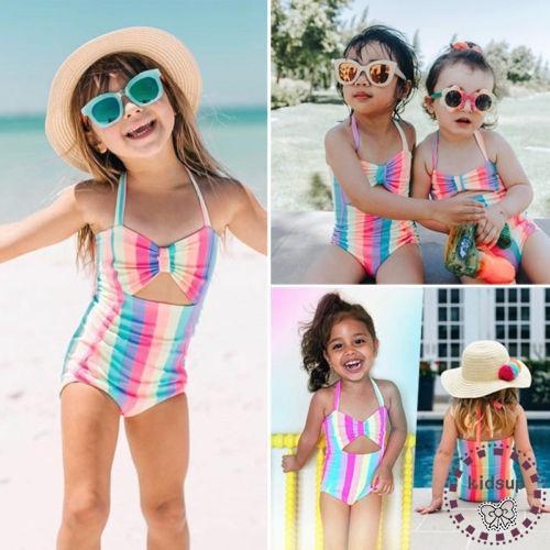 b0a44f3600 2-13Y Children Boys One Piece Swimsuit Kids Boy Swimwear Summer Bathing Suit  | Shopee Philippines