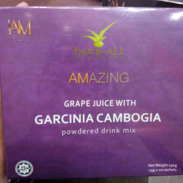 garcinia cambogia grape juice instructions
