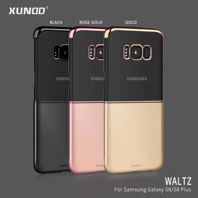 7f52cf4e7d Samsung Galaxy S9 Plus XUNDD Urban Armor Gear Case (Clear)