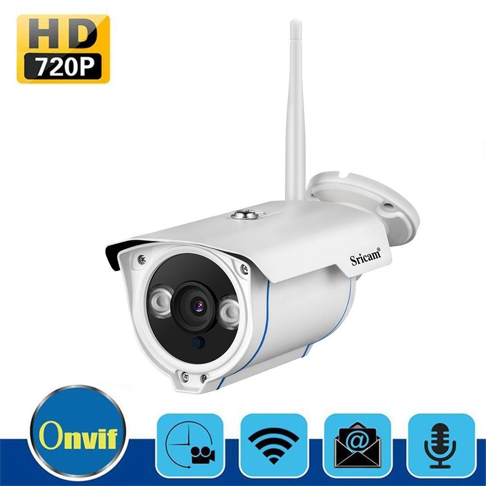 Sricam Wireless 720P HD WIFI IP Network Camera CCTV Outdoor