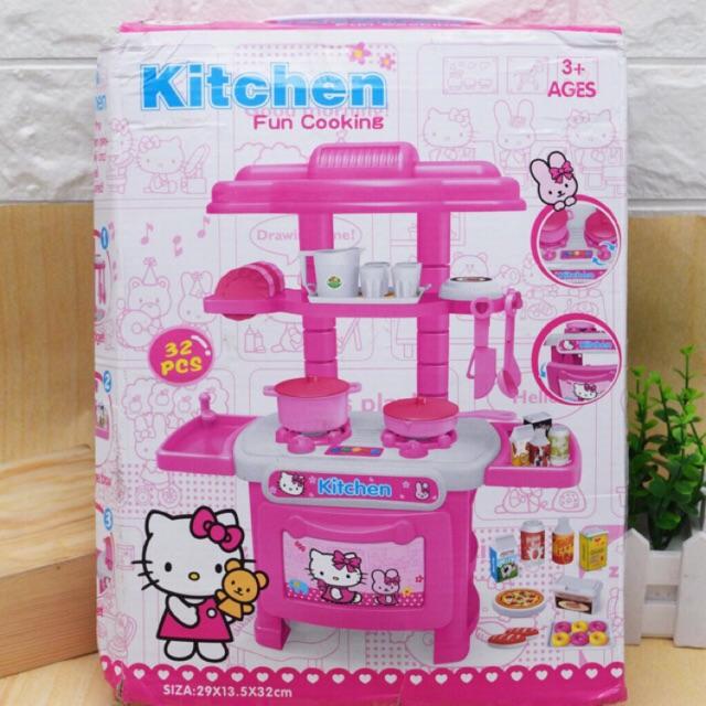 hello kitty kitchen toy set  shopee philippines